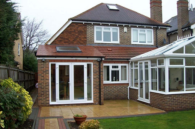 Architecture Surrey - Extensions & Refurbishments